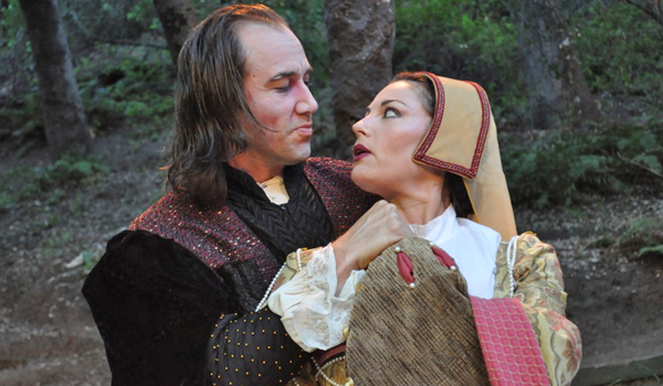 Review: 'Richard III,' Theatricum Botanicum, Sept. 26, 2011