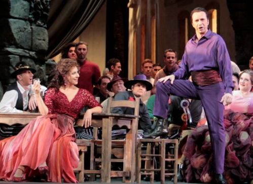 Review: 'Carmen,' Los Angeles Opera, Oct. 1, 2013