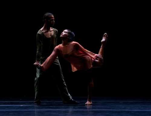 William Forsythe's 'Quintett'